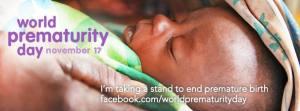 World Prematurity Day 2013